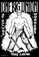 One Big Union - IWW - The WOBBLIES Miners of Mourne, Mourne Mountains, Co. Down, Northern Ireland, mining in Butte, Montana.